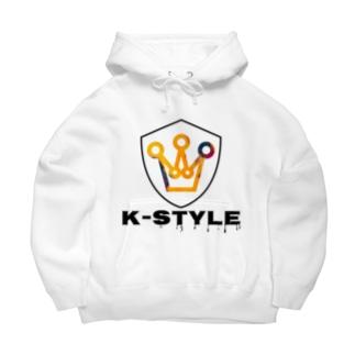 K-STYLE Big Hoodies