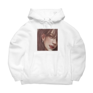 I'm crazy about you. Big Hoodies