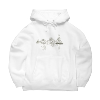 3kai meltdown  Big Hoodies
