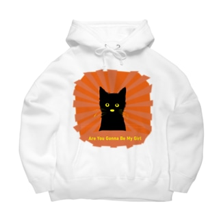 Are You Gonna Be My Girl 002 Big Hoodies