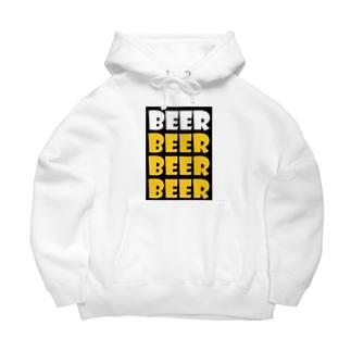 BEER Big Hoodies