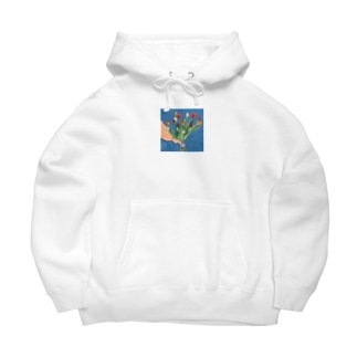 tulip Big Hoodies