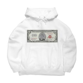 My money.!! Big Hoodies