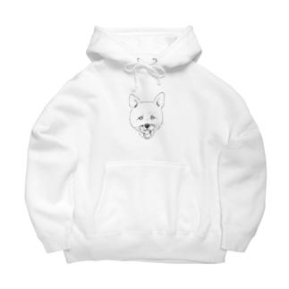 red fox|baby Big Hoodies