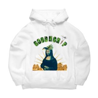 STRZ Big Hoodies