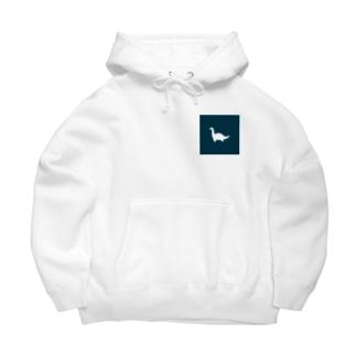 Nemushee Premium Items Big Hoodies