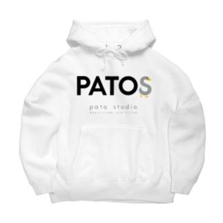 PATOS_P Big Hoodies