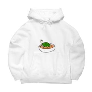 真・ウミガメのスープ Big Hoodies