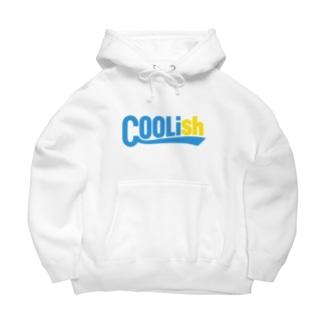 SH-のCoolish Big Hoodies