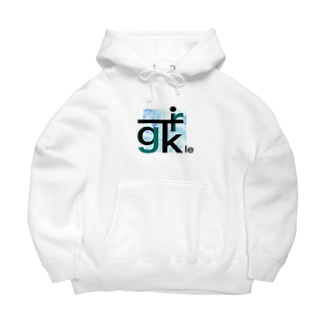 tickleグッズ Big Hoodies