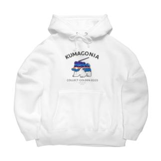 KUMAGONIA Big Hoodie