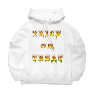 Candy Cone Trick or Treat Big Hoodies