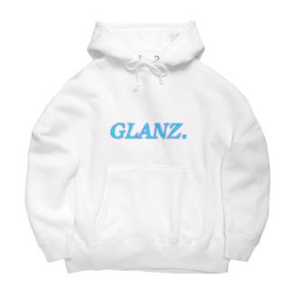 GLANZ. グッズ Big Hoodies