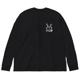 なつみの日常。 Big silhouette long sleeve T-shirts