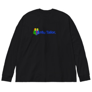 テレビゲームAntu Big silhouette long sleeve T-shirts