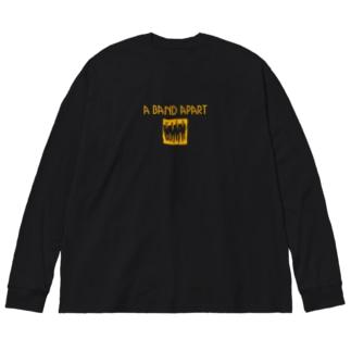 独り占め(Bande à part) Big silhouette long sleeve T-shirts