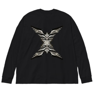 1st Shunzo's boutique のunknown Big silhouette long sleeve T-shirts