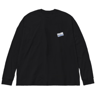 FUCK-OFF値札 Big silhouette long sleeve T-shirts