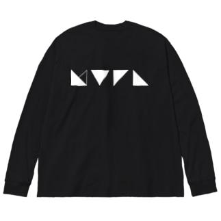 謎記号グッズ Big Long Sleeve T-shirt
