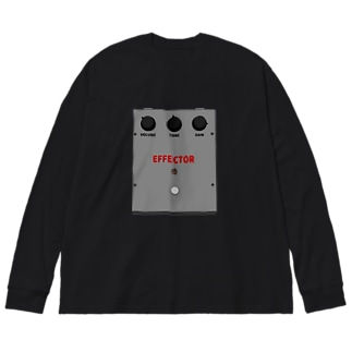 エフェクター - EFFECTOR Big silhouette long sleeve T-shirts