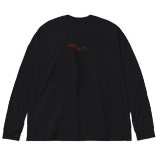 我欲甲你做伙幾系郎 waystoliveforever Big Silhouette Long Sleeve T-Shirt