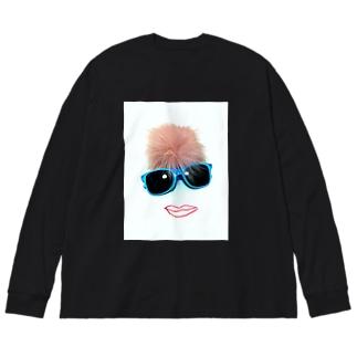ROSANNA Big silhouette long sleeve T-shirts