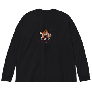 normal Big silhouette long sleeve T-shirts