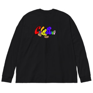 「COOL-A-RISE」ビックシルエットロンTEE Big silhouette long sleeve T-shirts