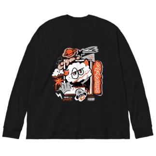 DARYYYYYY_Black  Big Long Sleeve T-shirt