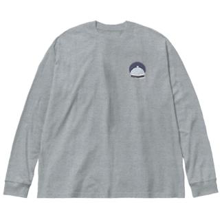 ほしよみDARY Big silhouette long sleeve T-shirts