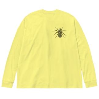 ルブロンオオツチグモ+ Big Silhouette Long Sleeve T-Shirt
