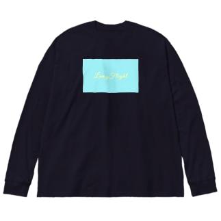 LongFlight✈️ Big silhouette long sleeve T-shirts