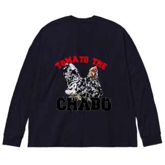 TOMATO the CHABO Big silhouette long sleeve T-shirts