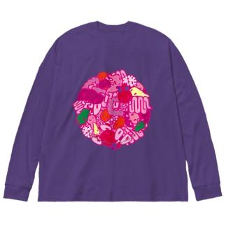 【各20点限定】ゴゾーロッパーズ (#2) Big Long Sleeve T-shirt
