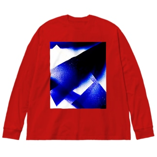 AF024 Big silhouette long sleeve T-shirts