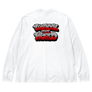 U.T.W.  Big silhouette long sleeve T-shirts