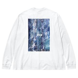 _002 Big silhouette long sleeve T-shirts