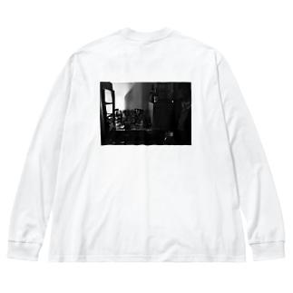 Reminiscence Long Big T Big silhouette long sleeve T-shirts