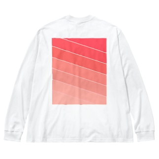 MAGURO Big silhouette long sleeve T-shirts