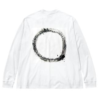 蜿蜿長蛇 右 長袖衣 Big silhouette long sleeve T-shirts
