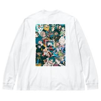 GRN.2020 Big silhouette long sleeve T-shirts