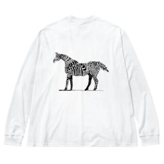UMA Big silhouette long sleeve T-shirts