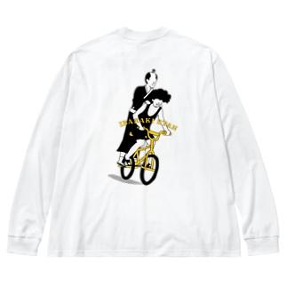 いばスタ#1 Big Long Sleeve T-shirt