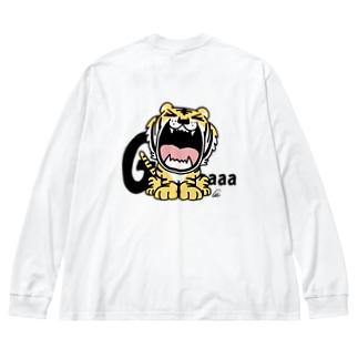 BK*トラがガーーーーーーッ Big Long Sleeve T-shirt