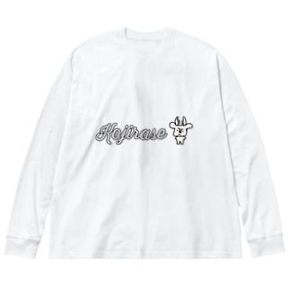 拗らせ鹿BUSHIKA(第2話) Big silhouette long sleeve T-shirts