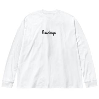 Masakaya Big silhouette long sleeve T-shirts