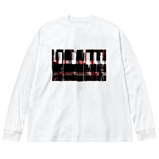 CTRL shopのPunkadada Design Big silhouette long sleeve T-shirts