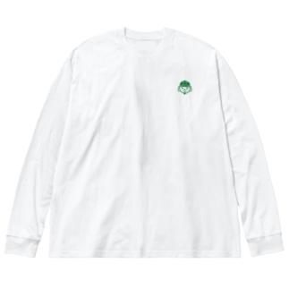 ビッグシルエットワンポイントT Big silhouette long sleeve T-shirts
