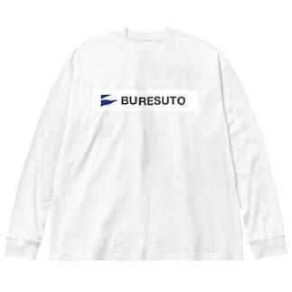 BURESUTOのBURESUTO Big silhouette long sleeve T-shirts