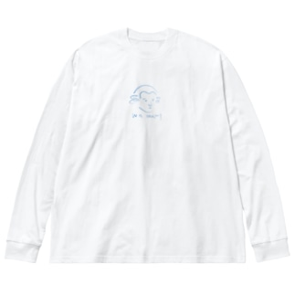 モーツァルト Mozart Big silhouette long sleeve T-shirts